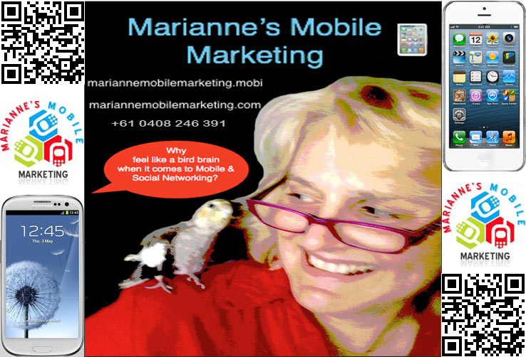 Marianne's mobile marketing